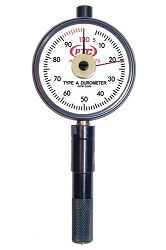 PTC® Pencil Durometer Shore A Scale Model 201A