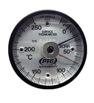 -20° to 250°C Magnetic Rail Weld Thermometer Ancillary Hand 313CRRL