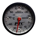 -30° to 70°C Rail Thermometer Model 350CRR