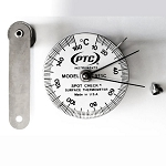 10°C to 160°C Spot Check® Thermometer Model 571CMM
