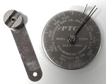 0° to 525°C Spot Check® Thermometer Stainless Steel Dial 575CMSS