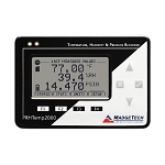 Pressure, Humidity & Temperature Data Logger PRHTEMP2000