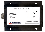 Vibration and Temperature Recorder SVR101