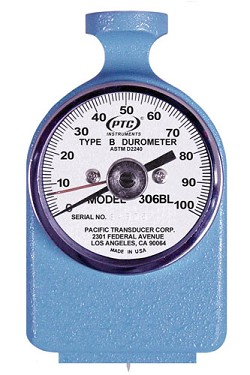 Type B Durometer Classic  Style 306BL