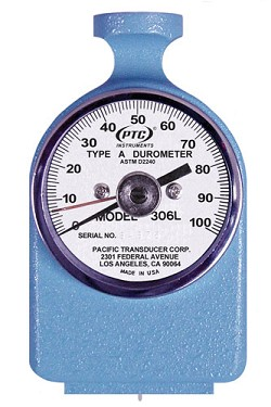 Shore A Scale Durometer Classic  Style 306L