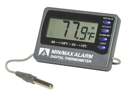 Max-Min Alarm Digital Thermometer 12207