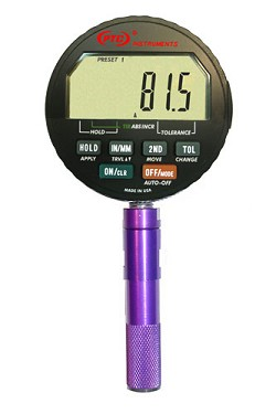 PTC® Digital Pencil Durometer Shore B Scale Model 211B