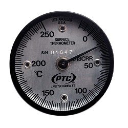 Model 313CRR Celsius -20° to 250°C Rail Weld Thermometer