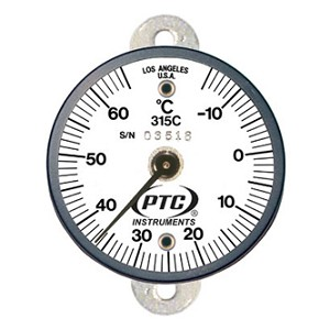 -15° to 65°C Tab Mount Surface Thermometer 315CT1