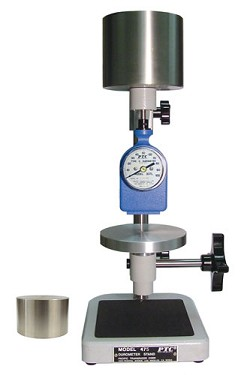 Durometer Test Stand 1 kg and 5 kg Weight 473