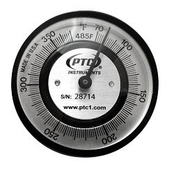 Pipe Thermometer - Clip-On
