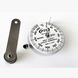 0° to 525°C Direct Contact Thermometer Magnet & Leaf Spring Model 573CM