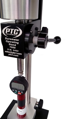 PTC® Hydraulic Durometer Test Stand Model 7000D