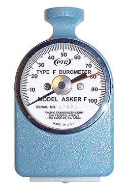 Asker F Scale Classic Durometer