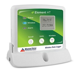 Humidity & Temperature Wireless Data Logger / ELEMENT HT