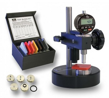 Type M Digital Durometer with Type 3 Operating Stand