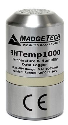 Humidity and Temperature Data Logger